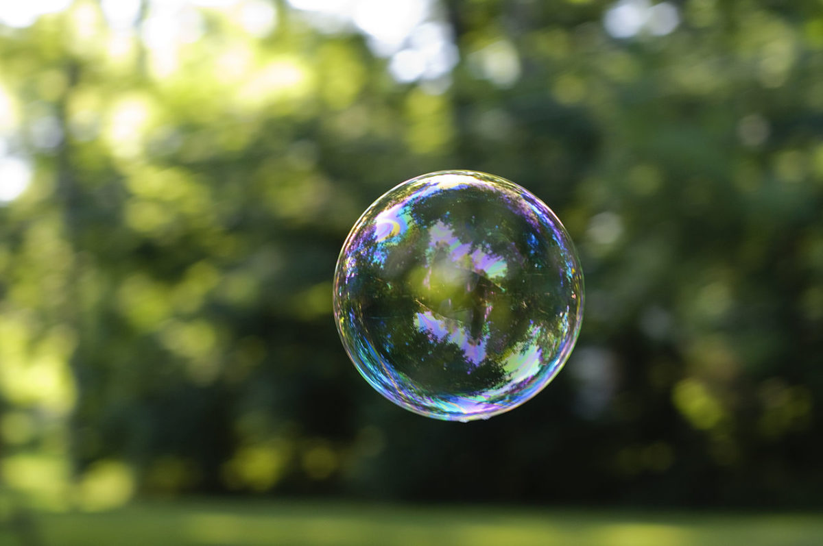 Marketing: How to step outside the 'bubble'